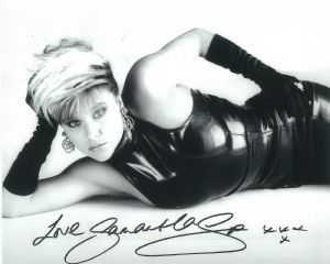 Samantha Fox (Model, Singer) - Genuine Signed Autograph 8298